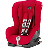 Britax Römer Duo Plus Autositz, Gruppe 1 (9-18 kg), Kollektion 2019, fire red