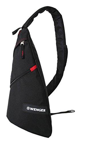 Wenger Mochila Casual, 12 litros, negro (Negro) - WG18302130