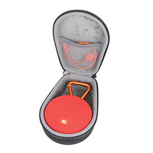 Étui de Voyage Rigide Housse Cas JBL Clip 2 Enceinte Etanche Ultra-Portable Bluetooth Speaker co2CREA