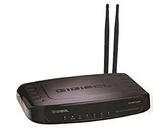 Digisol DG-BR4313NG 300Mbps Wireless Green 3G Broadband Router