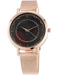 POJIETT Relojes de Hombre Mujer Deportivo de Vestir Reloj de Pulsera de Cuarzo Analógicos Comprar Relojes Online de Moda Economicos…