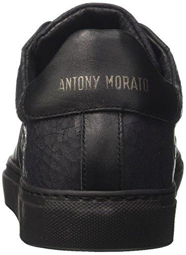 Antony Morato Mmfw00840-le300029, Chaussures de Gymnastique Homme Noir (Nero)