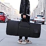 61 Note Keyboardtasche, gepolsterte E-Piano-Tasche, wasserdichte Keyboard-Gig-Tasche (schwarz)