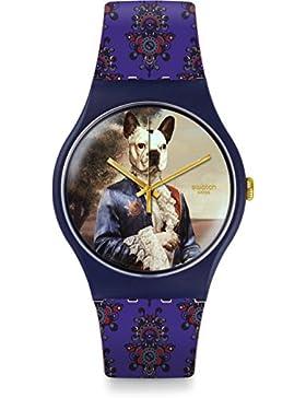 Swatch Damen-Armbanduhr SUON120