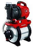 Einhell Hauswasserwerk GE-WW 5537 E  (590W, 3,8bar Druck, 3.750 l/h Förderleistung, ECO Power, Vorfilter, Rückschlagventil, 20 Liter Druckbehälter)
