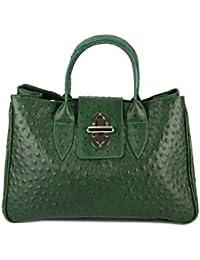 Belli , Sac à main pour femme Vert Vert