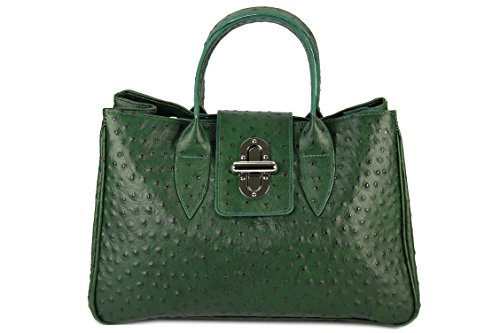 bellir-womens-italian-genuine-leather-tote-bag-classic-city-style-ostrich-embossing-green-365x24x18-