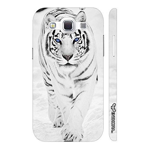 Enthopia Designer Hardshell Case The Tiger Power Walk Back Cover for Samsung Galaxy Win i8552  available at amazon for Rs.95