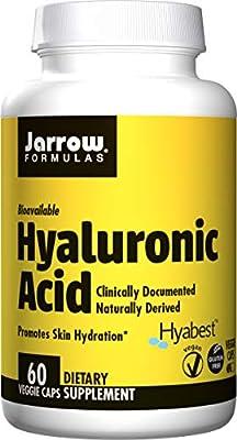 Jarrow Formulas Hyaluronic Acid Multivitamin Capsules, 60-Count