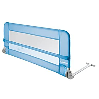 Arregui A-1044230 Bed Barrier for Children, Blue, 102 x 42 cm