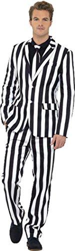 Out Suit Junggesellen Party Comedy Funny Fancy Kleid Kostüm Outfit (Humbug Kostüme)