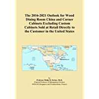 The 2016-2021 Outlook for Wood Dining Room China and Corner Cabinets Excluding Custom Cabinets Sold at Retail Directly to the Customer in the United States