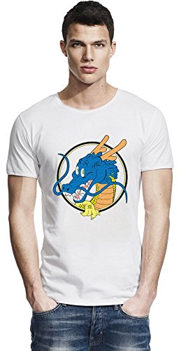 Dragon Ball Dragon T-shirt Edge Raw Large