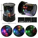 #6: Romantic Night Projector Children's Children Baby Dream Sky Master of the Star Led Projection Lighting Lamp Bedroom by Stvin