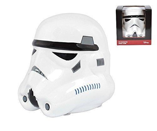 Star Wars Stormtrooper 3D-Moneybank/Spardose [Edizione: Germania]