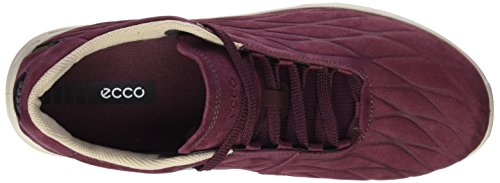 Ecco Exceed, Chaussures Multisport Outdoor Femme Rouge (Bordeaux)