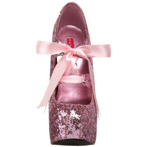 Bordello, Scarpe col tacco donna B. Pink Gltr