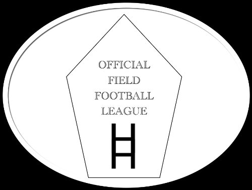 The Official Rulebook of Field Football. (English Edition)
