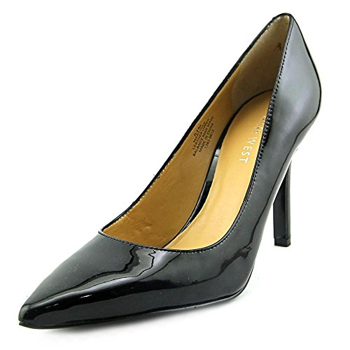 Nine West Martinar Femmes Cuir verni Talons Black
