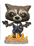 Funko 13270 - Guardiani della Galassia 2, Pop Vinyl Figure 201 Rocket Raccoon