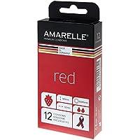 AMARELLE Kondome Red (Red Ribbon) 12er preisvergleich bei billige-tabletten.eu