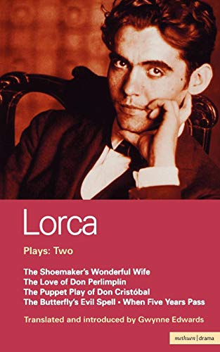 Lorca: Plays Two: