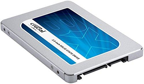 Crucial BX300 CT240BX300SSD1   Disco duro sólido interno SSD de 240 GB (SATA  2.5 pulgadas)
