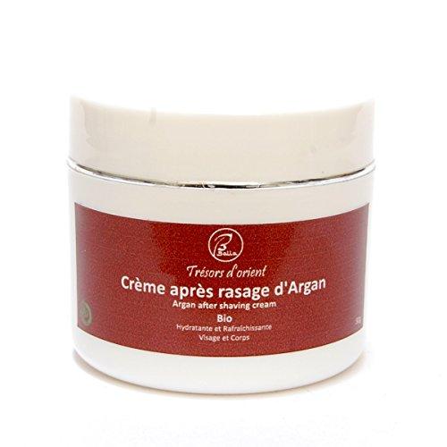BALLA - Crème d Argan après rasage ou épilation Bio 80g