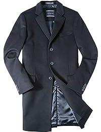 d6e882c6d57b Tommy Hilfiger Tailored Herren Mantel Mantel Warme Jacke Uni   Uninah,  Größe  46,