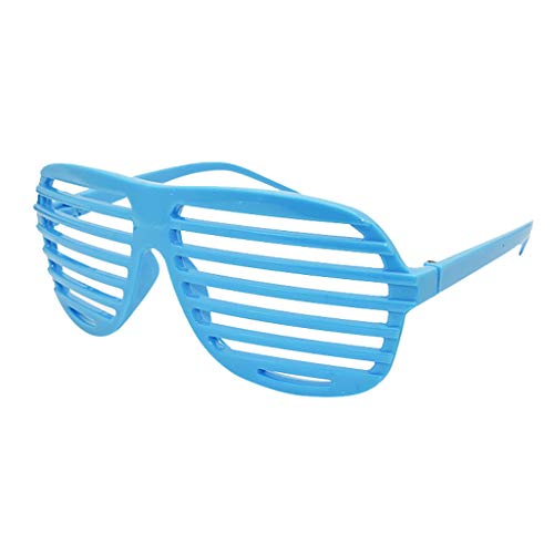 Kostüm Männlich Rocker - Mitlfuny Karnevalsparty Fancy Festival Zubehör,Lustige verrückte Kostüm Brillen Neuheit Kostüm Party Sonnenbrillen Zubehör
