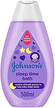 JOHNSON'S Baby Bath - Sleep Time, 500ml