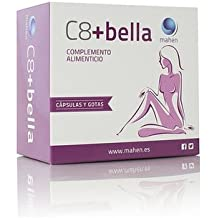 C-8 Mas Bella Pack Y 90 cápsulas 50 ml de Mahen