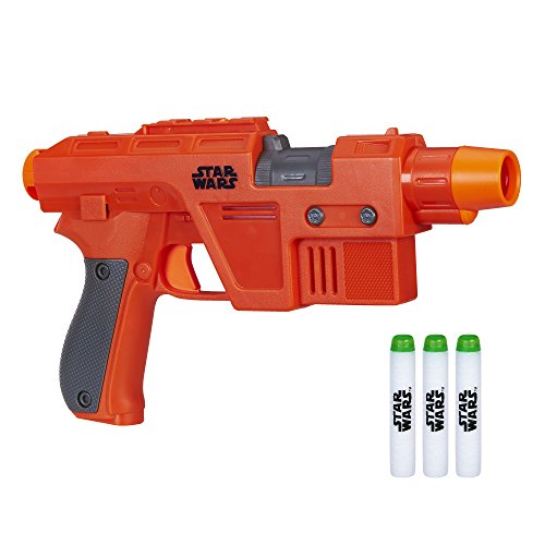 Star Wars Episode 8 Poe Dameron Blaster