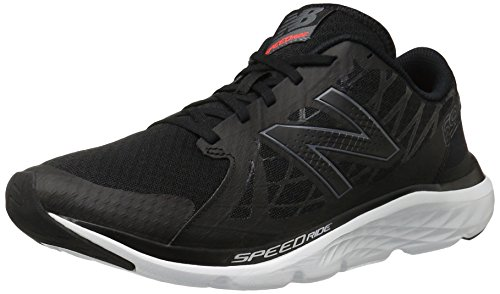 New Balance M690Lb4, scarpe da corsa uomo Dark Grey / Black