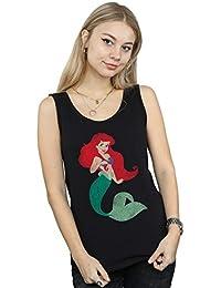 9030eb79675de Disney Women s Princesses Classic Ariel Vest