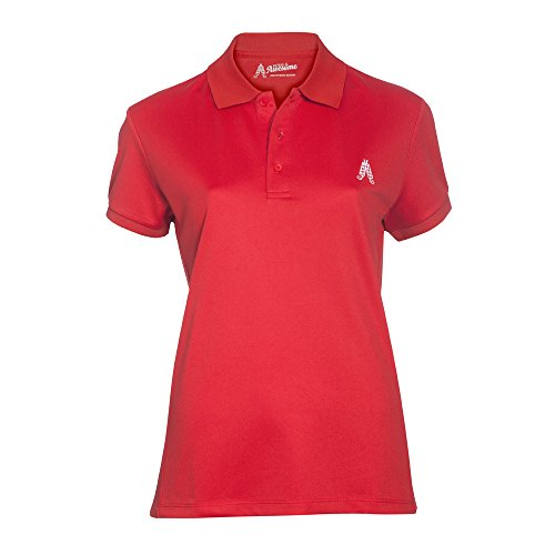 Longridge - Polo da donna Rosso - rosso