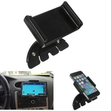 7Inch Adjustable Car CD Slot Mobile Mount Holder Stand For iPad Mini  available at amazon for Rs.1700