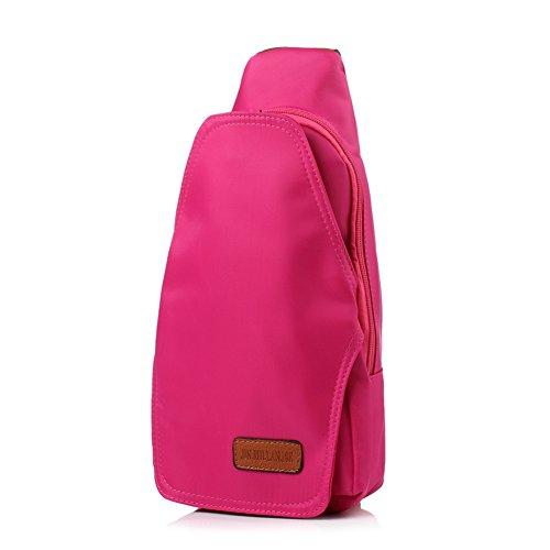 pacco petto di Miss Xia Jinan/Messenger Bag/Macaron Confezione/zaino obliquo/borsa sportiva-D D
