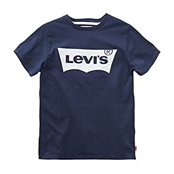 Levi's NOS N91004H T-Shirt per Bambini e Ragazzi, Blu (Marine 04), 2 Anni (Taglia Produttore: 86 cm)