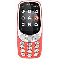 Nokia 3310 (2017) 3G Dual SIM Rojo SIM Free