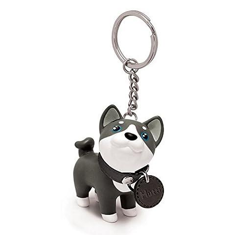 Cheap Toy Story - Chien mignon Porte-clés–PVC en acier inoxydable anti-perte
