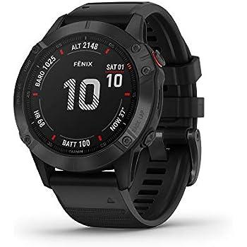 Garmin Fenix 6 Pro, reloj GPS multideporte definitivo