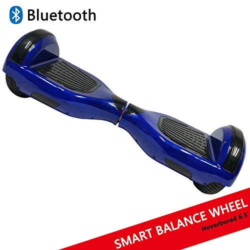 bfc39d31e47a7f Dragon Tecnology Hoverboard con Ruedas DE 6.5