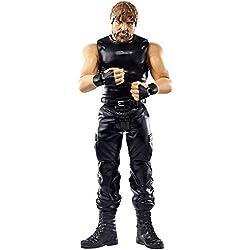 WWE Dean Ambrose, Personaggio Articolato, 15 cm, GCB37