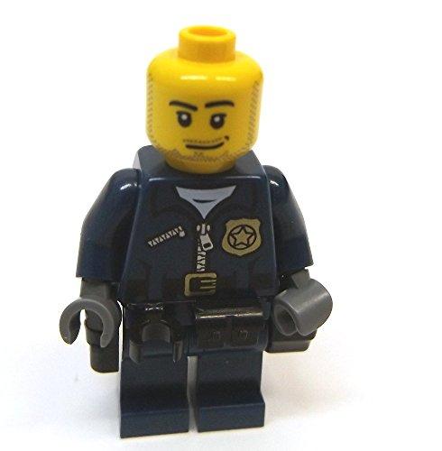 Modbrix 8236 – 2 Stück Custom SWAT Minifiguren aus original Lego© Teilen - 6