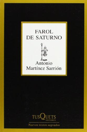 Farol de Saturno (Nuevos Textos Sagrados)