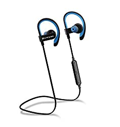 Ultraprolink UM0067BLU Pro-FIT + Wireless earphones (Blue)