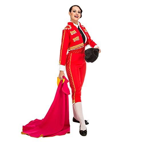 Kostüm Torero Kind - My Other Me-Damen-Bolero für Kostüm, M-L (viving Costumes 203811)
