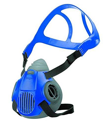 Dräger X-plore 3300 Atemschutz-Set inkl. A2 P3 Filter, Halbmaske für Maler und Lackierer gegen Fein-Staub, Gase und Dämpfe