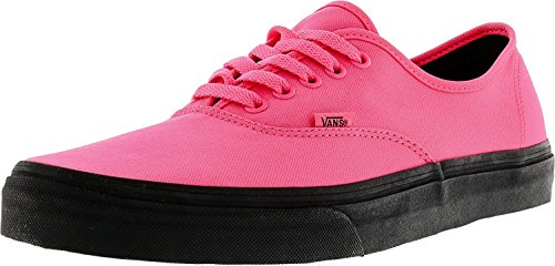 Vans U Classic Slip-on, Baskets mode mixte adulte Neon Pink/Black